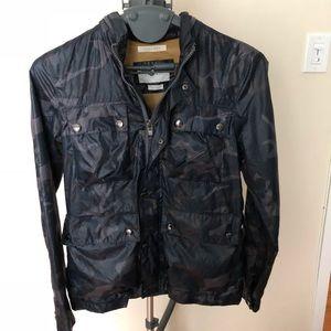 zara basic jacket men camouflage